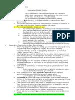 chapter 3 federalism master outline