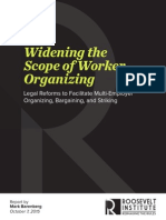 Widening the Scope of Worker Organizing
