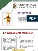 Sociedad Moche