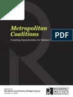 Metropolitan Coalitions