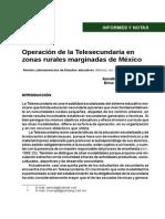 Telesecundarias Rurales Marginadas and Another Weas