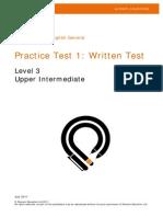 PTEG Written PracticeTest1 L3