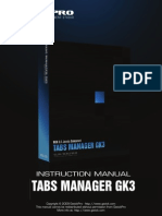 Help File Tabs Manager g k 3