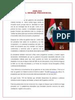 ANÁLISIS DEL MENSAJE PRESIDENCIAL.docx