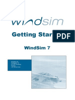 WindSim_Getting Started