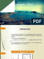 Puerto Chimbote- Perú