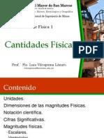 Minas Cantidad Física 2015-2