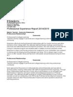 prac report 1