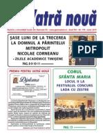 Revista Vatra Noua Nr. 178