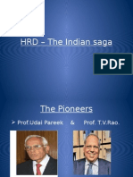 -HRD-in-India