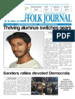 The Suffolk Journal 10/7/15