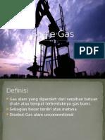 Presentasi Shale Gas