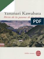 Yasunari Kawabata - Récits de La Paume de La Main
