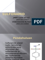 Anfisko-Sulfonamid