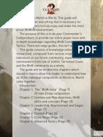 Commander's Compendium