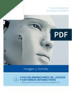 U-tad - FP - Tecnico en Animaciones 3D