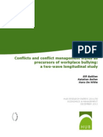 Research Papeper on conflict Mcom 2nd year