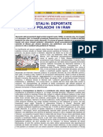 Polacchi Deportati Da Stalin