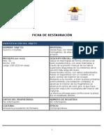 Ficha Conservacion CUENCO