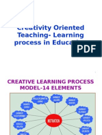 Creative Learning Process