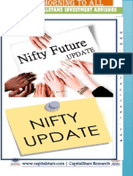 GET DAILY NIFTY MARKET VIEWS – 07 OCT 2015