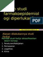 Kuliah 6. Peran Farmakoepidemiologi
