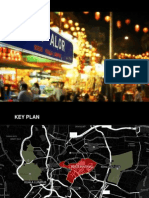 JALAN ALOR site analysis