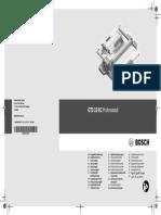 Bosch Gts 10 Xc Manual