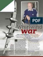 Whirlwind WW2 Fighter
