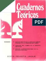 JAQUE - Cuaderno Teórico 001