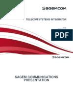 Sagemcom System Integration