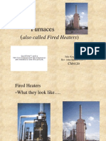 Fired Heater Lecture