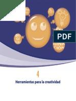 Innovación y creatividad en el empleo. (Capítulo 4)
