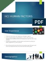 hci human factors