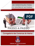 Cartilha Cci Divorcio 2013