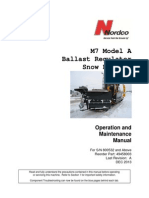 Ballast Regulator m 7 Operation Manual 49458003