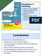 PPT Hoofdstuk 1 Basisboek Online Marketing 2e Druk