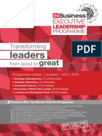 InBusiness Execute Leadership Programme