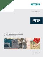CONDUX Universal-Mill CUM E-4cb06f