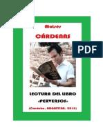 Ensayo de Cárdenas Sobre El Libro Perversos (2015) PDF