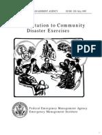 FEMA Red Cross