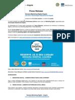 PR Semana Marketing Digital Angola