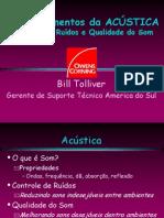 Fundamentos de Acústica - Bill Tolliver