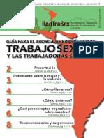 Guía para el abordaje periodístico del trabajo sexual y las trabajadoras sexuales
