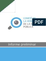 Informe Preliminar del Comité para la Verdad de la Deuda de Grecia