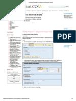 Como Exportar Pacote ABAP