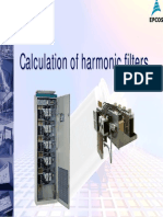 Pfc Calculation of Harmonic Filters