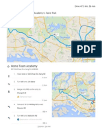 PLAN a - Home Tweam Academy to Farrer Park - Google Maps
