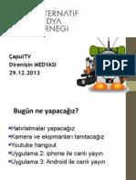 Direnişin Medyası Çapul TV