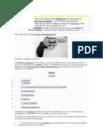 Arma EL REVOLVER